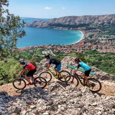 Cycling Krk Island